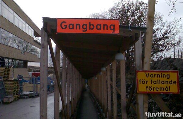 Gangbang