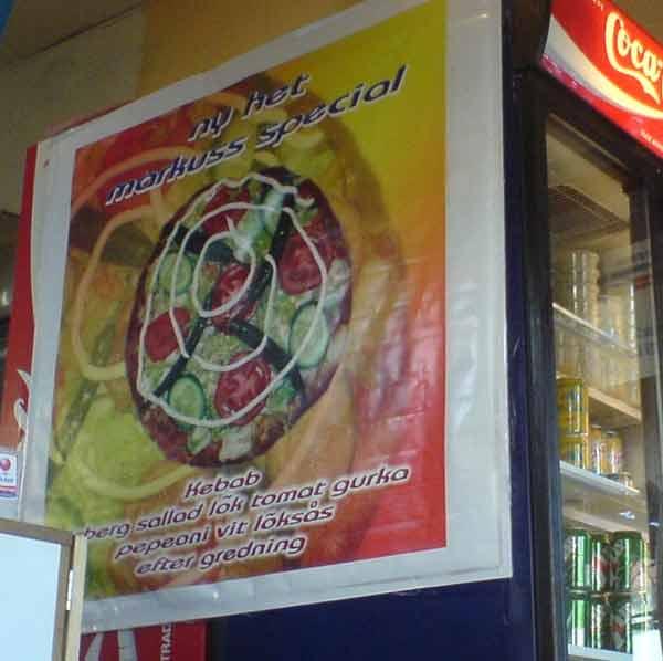pizzeria särskrivning