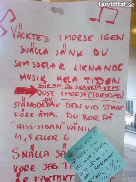 Dagens dubbel 1 - Studentboende i Göteborg