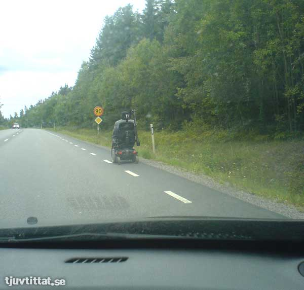 Permo bil väg Lidköping