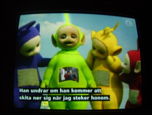 teletubbies steka skit gay