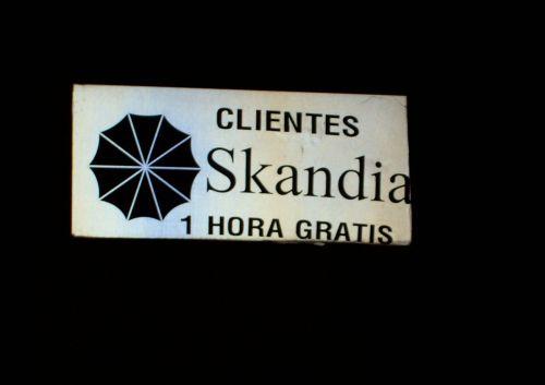 Skandia hora gratis bogota colombia