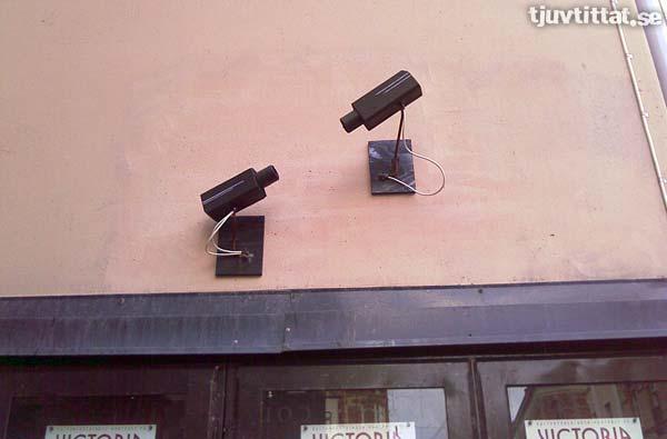 Vem övervakar övervakarna?
