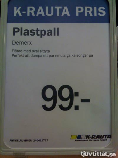 plastpall