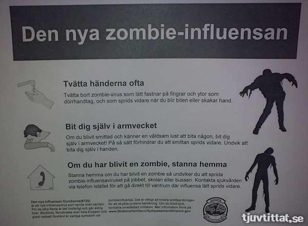 zombie-influensan