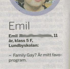 Family Gay? Är mitt favoritprogram.