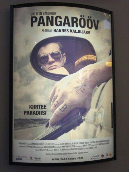 Pangarööv - It will kick your ass!