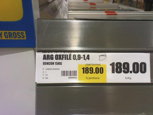 arg oxfile