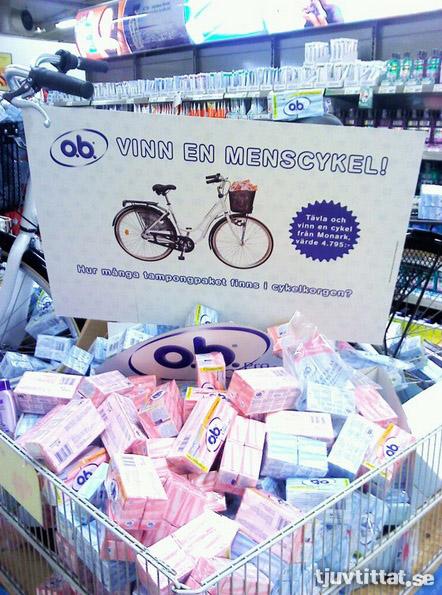 vinnenmenscykel