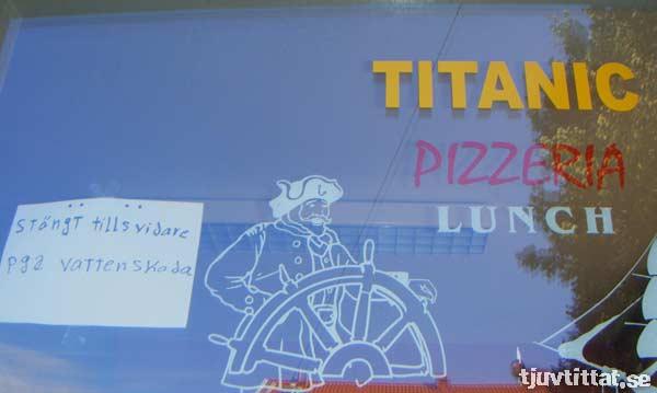 Titanic-pizzeria