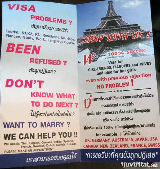 visaproblem
