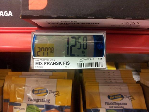 Mix Fransk fis - Låt den puttra i 10 minuter...