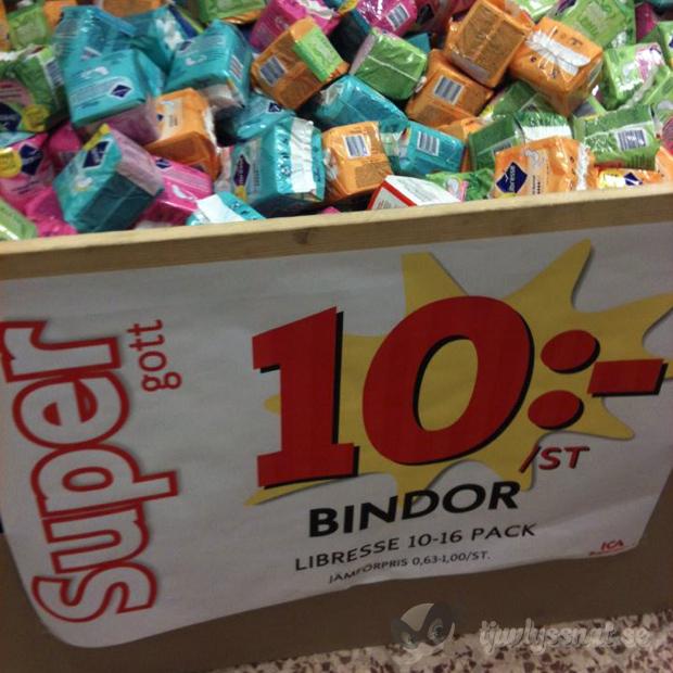 Supergott: Bindor